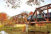 Fall in Blue Ridge / Fall in Georgia's Blue Ridge
