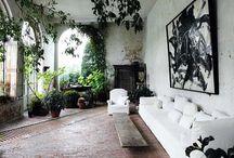 LIVE / Interior design inspiration.