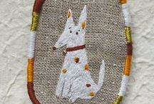 Needle point & Embroidery