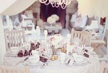 Tablescapes & Place settings / Decor styling for events