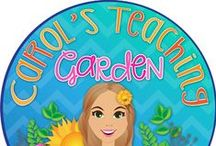 Carol's Garden / Educational Materials for Upper Elementary and Middle School