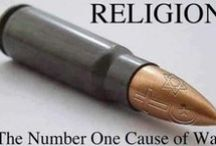 Religion is WRONG! / by Glenn Tipper