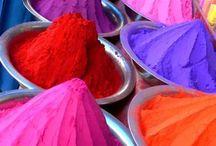Vrolijke kleurtjes