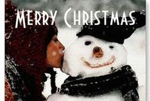Christmas / dreaming on the white :-)))