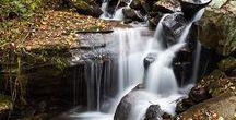 Waterfalls / Local waterfalls near Blue Ridge, Ga.
