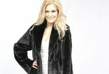 Think MINK / Elegant, classic, versatile, and flattering.  Every collection should start with a mink.
