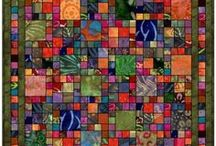 quilts / hexies and one block wonders moved and those i think are art