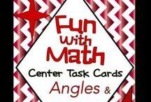 CG Math for Upper Elementary / Math Teaching Resources for upper elementary grades