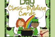 CG St. Patrick's Day / St. Patrick's Day themed books, videos, and educational products