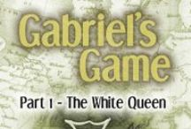 Gabriel's Game - Research links / Images and links for the third book in the Sheridan and Blake adventure series