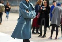 SUNSET - Fall Winter Fashion / Fall & winter outfits #fashion, #streetstyle, #trends