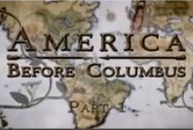 CG SS Age of Exploration / Early routes of explores and colonizers of North America, including Christopher Colombus, Ferdinand Magellan, Amerigo Vespucci, Robert de La Salle, Hernando de Soto, Henry Hudson, and Jacques Cartier. Includes military campaign of the conquistadors, the Columbian Exchange, and European agricultural practices. Influence of France, Spain, Portugal, England, and the Netherlands and resulting place names. Includes unexplored areas of the world today.