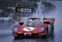 MOTORSPORT / mainly FI and Le Mans cars-Can-Am too / by Russell Bird