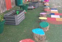 Serena's natural playground