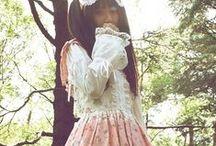 Fashion:Lolita and other street fashions