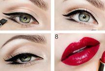 Makeup:Tutorials