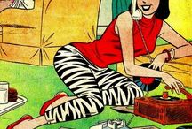 Style Icons:Cartoon and Comic Book Characters
