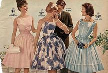Fashion:Vintage Catalogues
