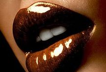 Luscious Lips / Everything about Lipstick and Gloss / by Joy (LILSWEETS4U) Jacobs