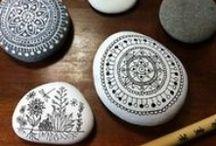 Stones / painted stones