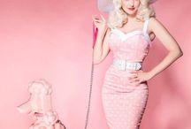 Fashion:Pin Up Girl Wishlist
