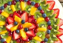 Vegan - fruits and berries