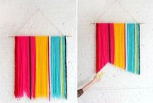 MAKE   crafts & diy / Craft & diy projects & tutorials that I think are awesome! #crafts #diy #tutorials