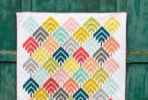 MAKE   quilting & patchwork / Quilt patterns, tutorials, how to's and techniques that I love. #quilting #patchwork