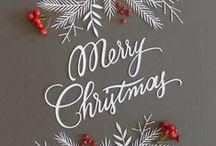 Holiday ho ho ho / Christmas decor and fun / by Andrea Stieff