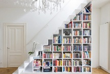 Library at Home / Oh I dream about having a home library!