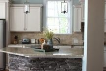 Kitchen & Bath / Ideas for future remodels