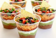 dinner party/celebration ideas....