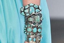 Turquoise Jewelry / by Carolyn Prescott