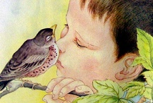 Children's Art by Various Artist / by Carolyn Prescott