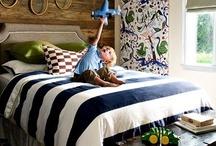 Children's Bedroom Decor / Decorating ideas for children's bedrooms.