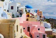 color / by - Mar y Tierra -