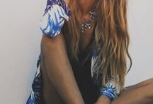 hair / by - Mar y Tierra -