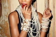 Pearls / by Carolyn Prescott