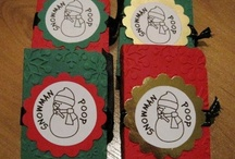 Everything Christmas! / Lots of gifts and things to make for Christmas / by Morrowville Gifts