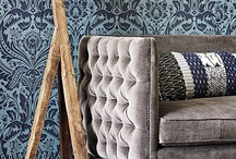 Decorating with Velvets / Luxurious, sophisticated and smooth. Velvet adds depth to any decor.