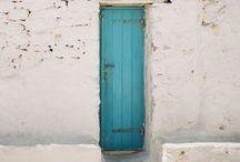 doors & windows / by - Mar y Tierra -