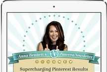 Pinterest Tips For Business by Pinterest Marketing Expert Anna Bennett / Discover Pinterest blogs written by Pinterest Marketing Expert and Consultant Anna Bennett designed to help bloggers, marketers, business owners and entrepreneurs. Pinterest Expert shares Pinterest articles and videos of others commenting on my work. To find out how you can dramatically improve your Pinterest business results or to learn how to become a PINTEREST ACCOUNT MANAGER visit us at http://www.whiteglovesocialmedia.com/services-2-social-media-marketing/ / by Pinterest Marketing Expert Anna Bennett | Pinterest Account Management Services| Pinterest Consultant for Businesses | Author of Pinterest Marketing for Business | Pinterest Tips + Tricks for Business