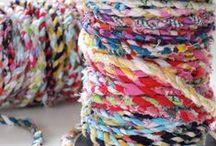 sewing / by - Mar y Tierra -