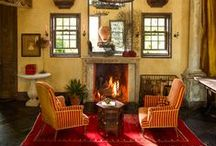 Colonial Chic  / Mimic the colonial charm of early 18th century America with these great traditional design ideas.