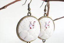 Pendientes - Earrings