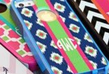 """Design Your Own OtterBox / Three Hip Chicks offers the best selection of """"Design your Own"""" monogram and personalized OtterBox cases for the iPhone 5/5s/5c and 4/4S!   Customize a case today with your favorite pattern, colors, font and personal monogram and protect your electronic baby in style!!!"""