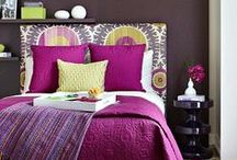 Spring Trends / Get inspiration to decorate your home for Spring with the hottest colors of the season.