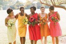 Wedding Color Schemes / Color scheme inspiration for wedding invitations, decor, dresses, etc.