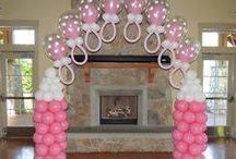 Baby Shower Decorations / by Cute-Baby-Shower-Ideas.com