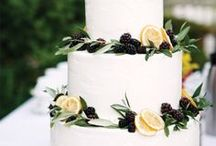 Wedding Cakes / We all know weddings are all about the CAKE!